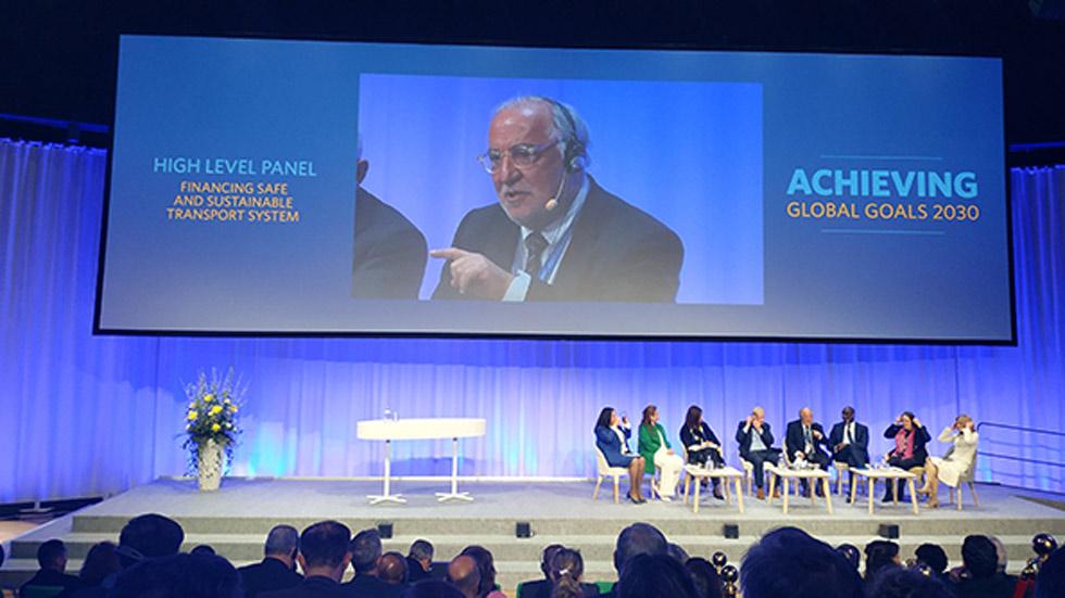 Pere Navarro destaca los nuevos planes de la DGT: límites de velocidad, radares, drones…