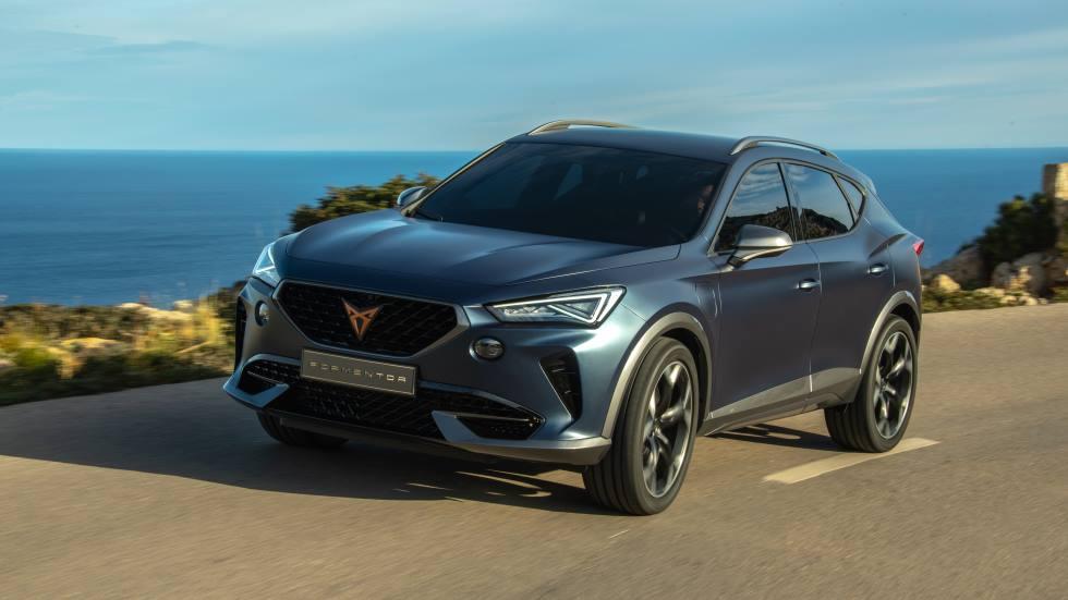 Cupra Formentor 2020: el nuevo SUV se estrena en el Salón de Ginebra