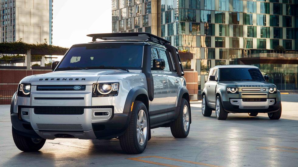 Land Rover Defender 90: precio y datos para España del todoterreno, que ya admite pedidos