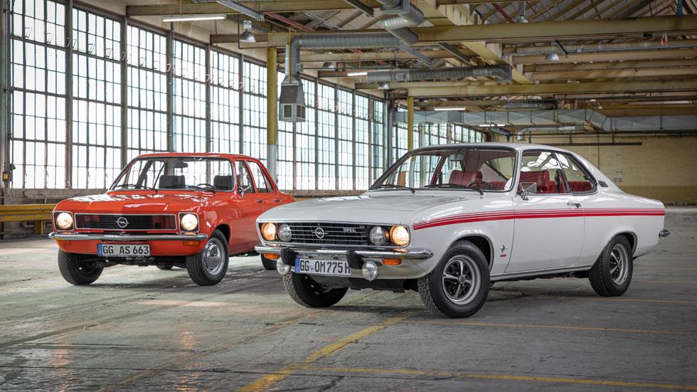 Los Opel Ascona y Manta cumplen 50 años: historia, fotos y datos