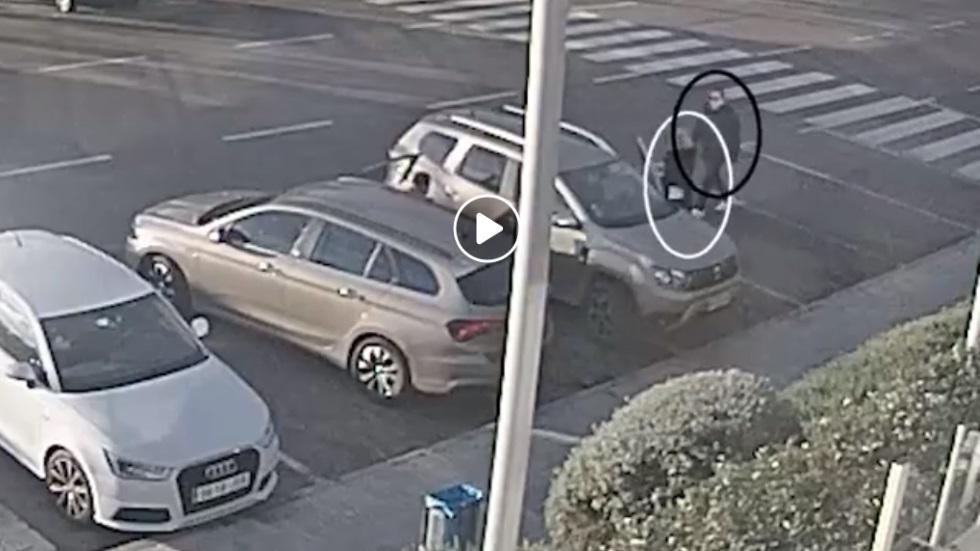 La policía muestra cómo pueden robarte en carreteras y áreas de servicio, y nos da consejos