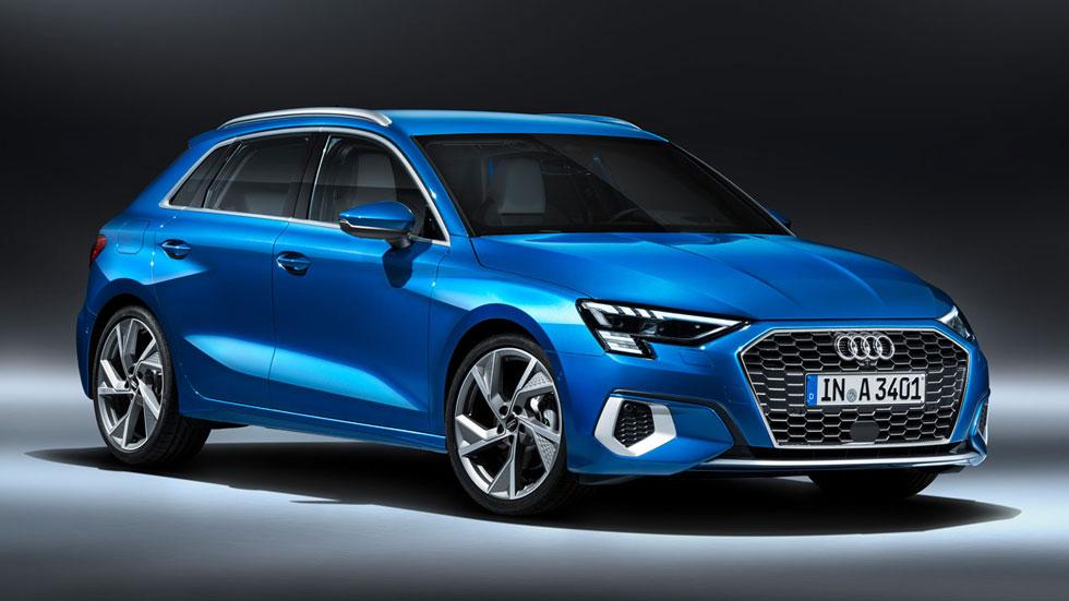 Audi A3 Sportback 2020  Todos Sus Precios Y Equipamiento