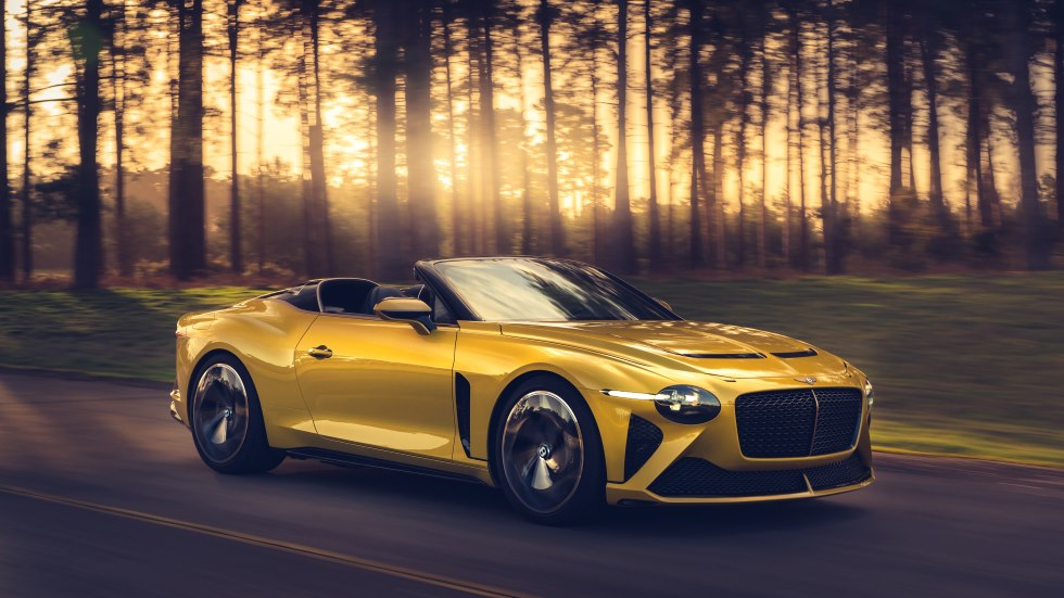 Bentley Bacalar: precios, datos y fotos del descapotable más lujoso y exclusivo