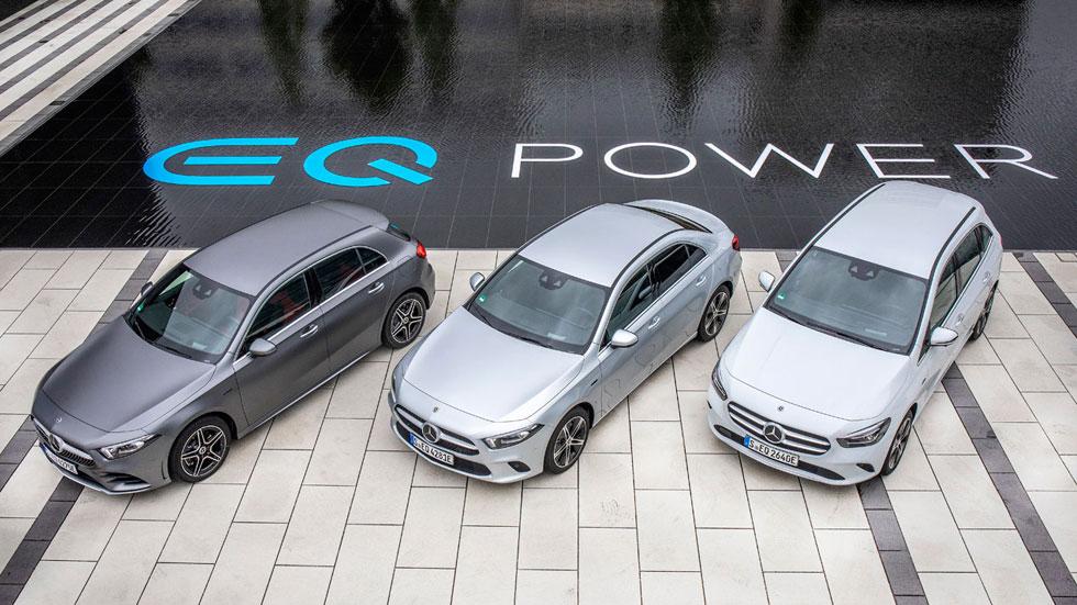 Mercedes Clase A 250e 2020: precio y datos para España de las nuevas versiones del compacto