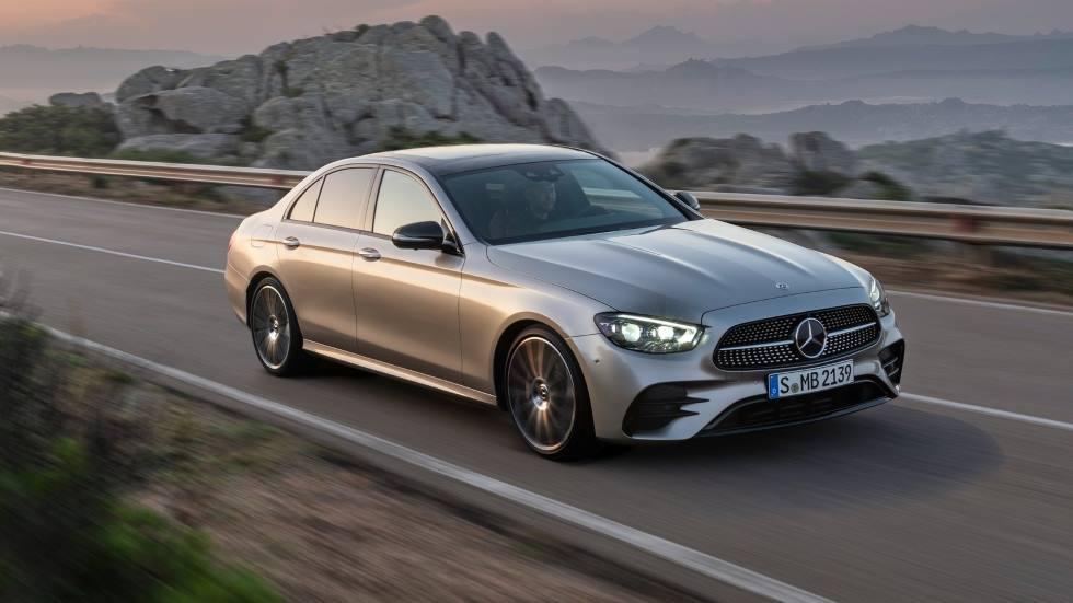 A bordo del nuevo Mercedes Clase E 2020: laboratorio rodante