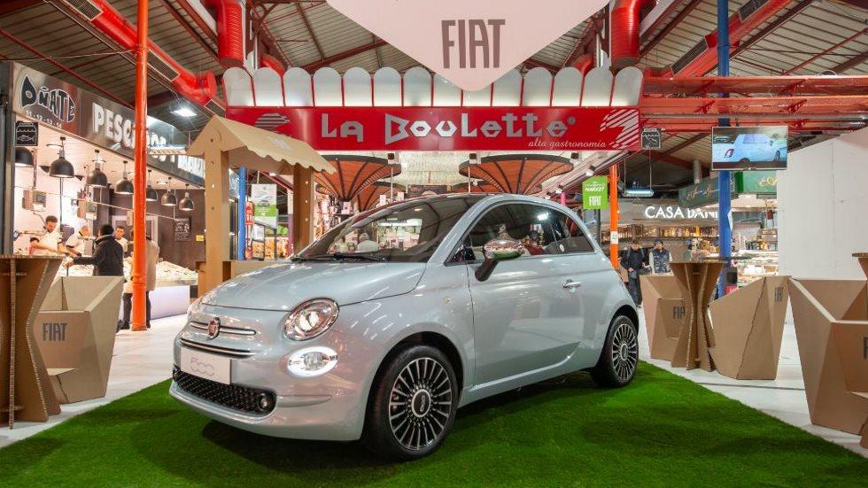 Fiat 500 Hybrid Launch Edition: el nuevo urbano con etiqueta ECO, ya desde 99 euros al mes