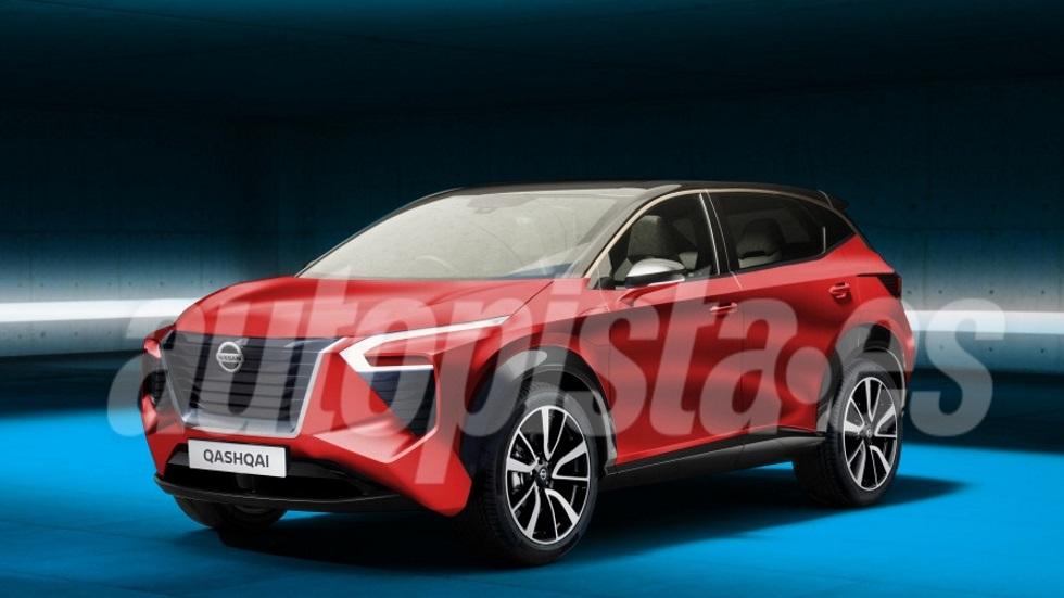 Nissan Qashqai 2021: más datos del nuevo SUV, que podría prescindir de diésel
