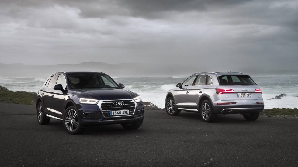 Audi Q5 2020: novedades mecánicas para el SUV premium