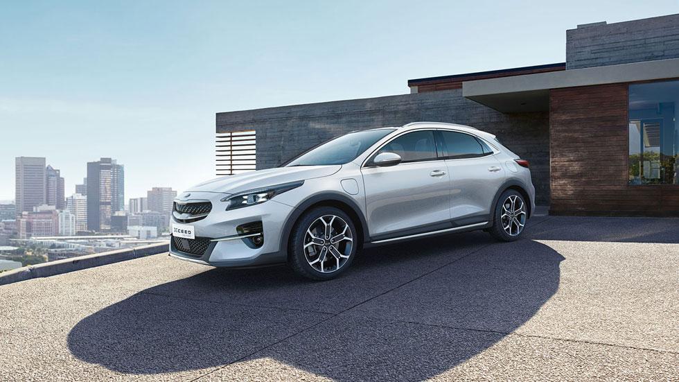 Kia XCeed Híbrido Enchufable 2020: precio y datos para España del nuevo SUV, a la venta en abril