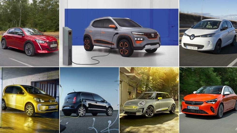 Los 10 coches eléctricos más baratos del mercado: 208, Corsa, Mii, Zoe… ¿los batirá Dacia?