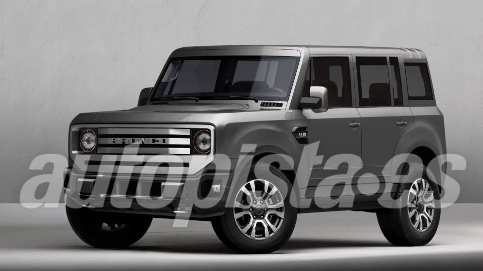 Ford Bronco 2021: así será el nuevo SUV que lanzará la marca en menos de un año