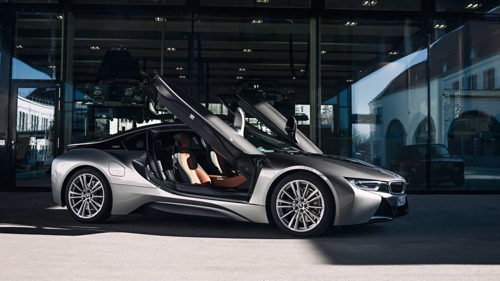 Oficial: BMW cancelará próximamente la producción del superdeportivo i8
