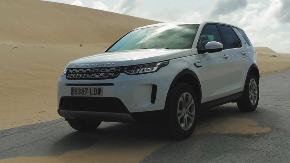 Land Rover Discovery Sport: de aventura, desde Madrid Central a Tarifa (VÍDEO)