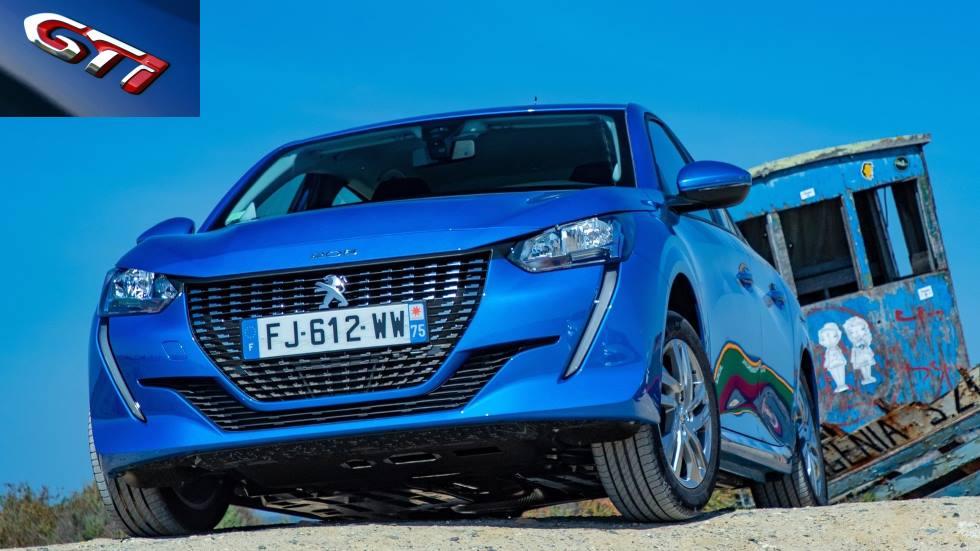 Peugeot 208 GTi 2021: así podría ser el nuevo utilitario deportivo