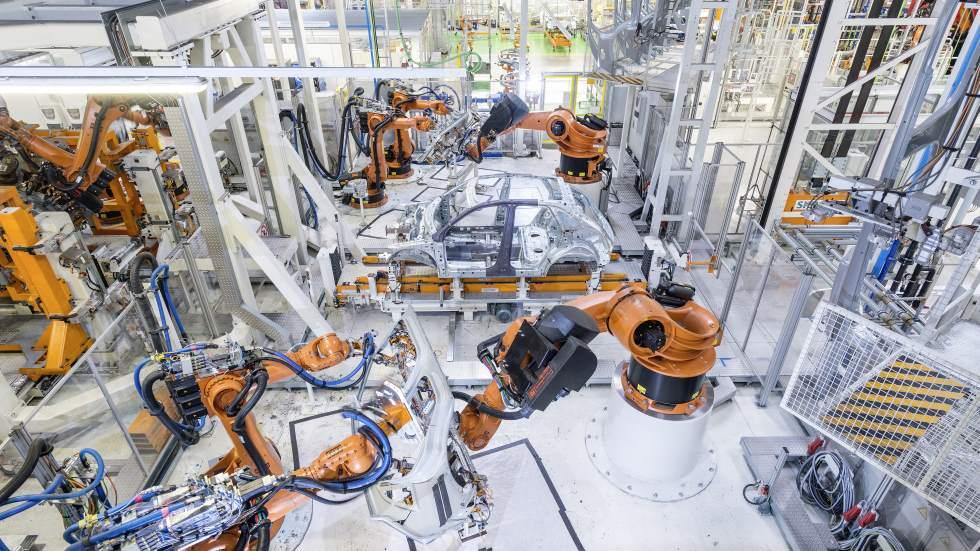 La fabricación de coches en España, parada por el coronavirus