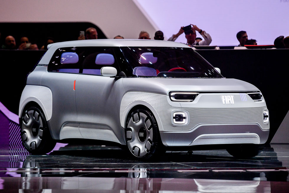 Fiat Centoventi: Fiat podría fabricar el micro-coche eléctrico más barato del mundo