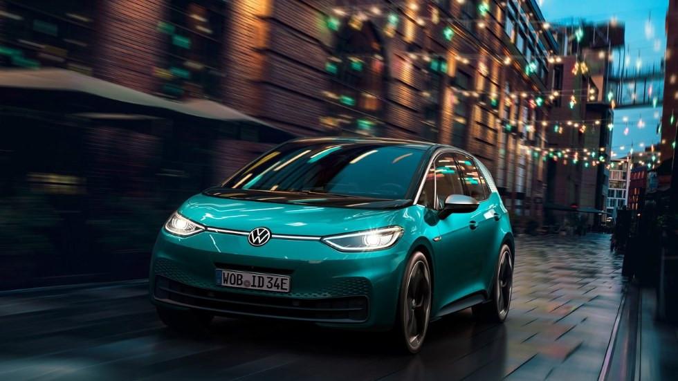 VW ID.1: primeros datos del futuro urbano eléctrico