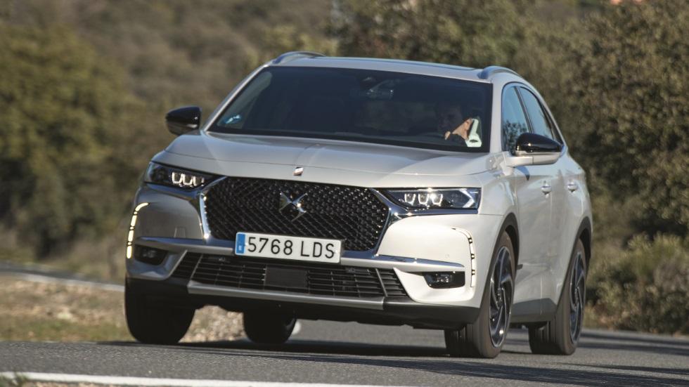 DS 7 Crossback E-Tense 4x4: probamos a fondo el nuevo SUV, ¿una referencia?