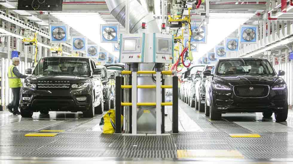Jaguar-Land Rover y Ford podrían fabricar respiradores para el coronavirus