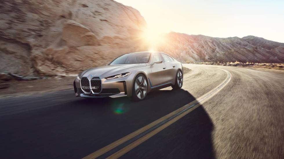 Así es el sonido del nuevo BMW i4… y de todos los eléctricos de la marca desde julio