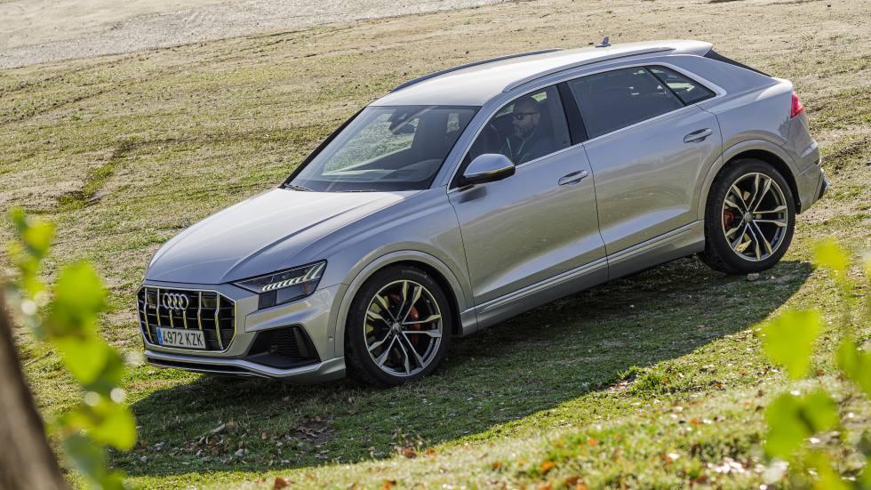 Audi SQ 8 TDI: a prueba el SUV diésel, deportivo y con etiqueta ECO