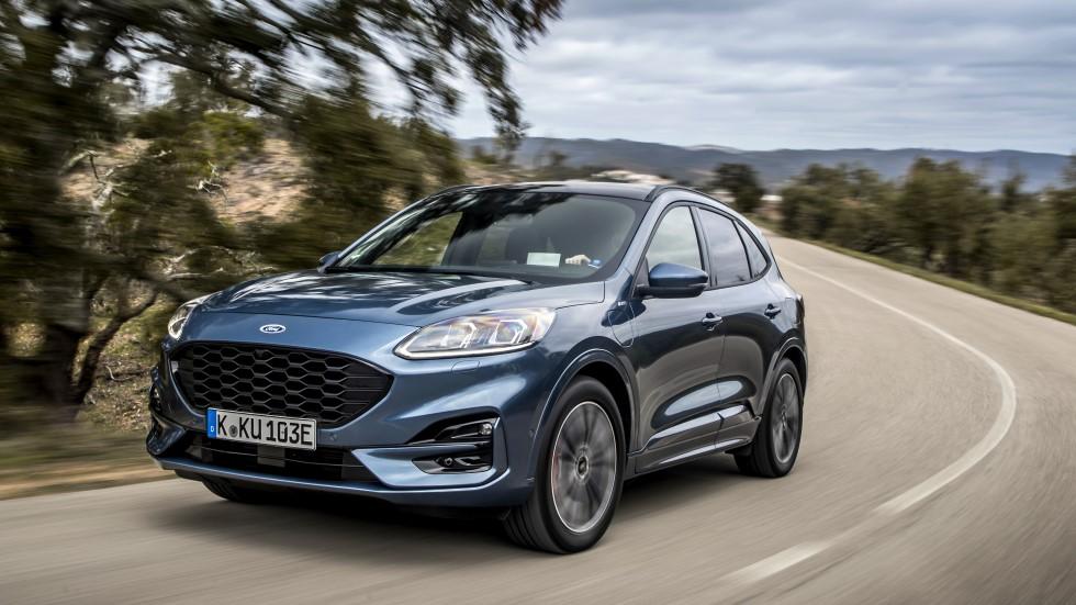Ford Kuga 2020: el nuevo SUV con todas las tecnologías, desde 25.760 €
