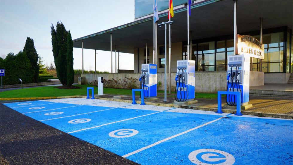 Recargas gratuitas para coches eléctricos durante la crisis Covid-19