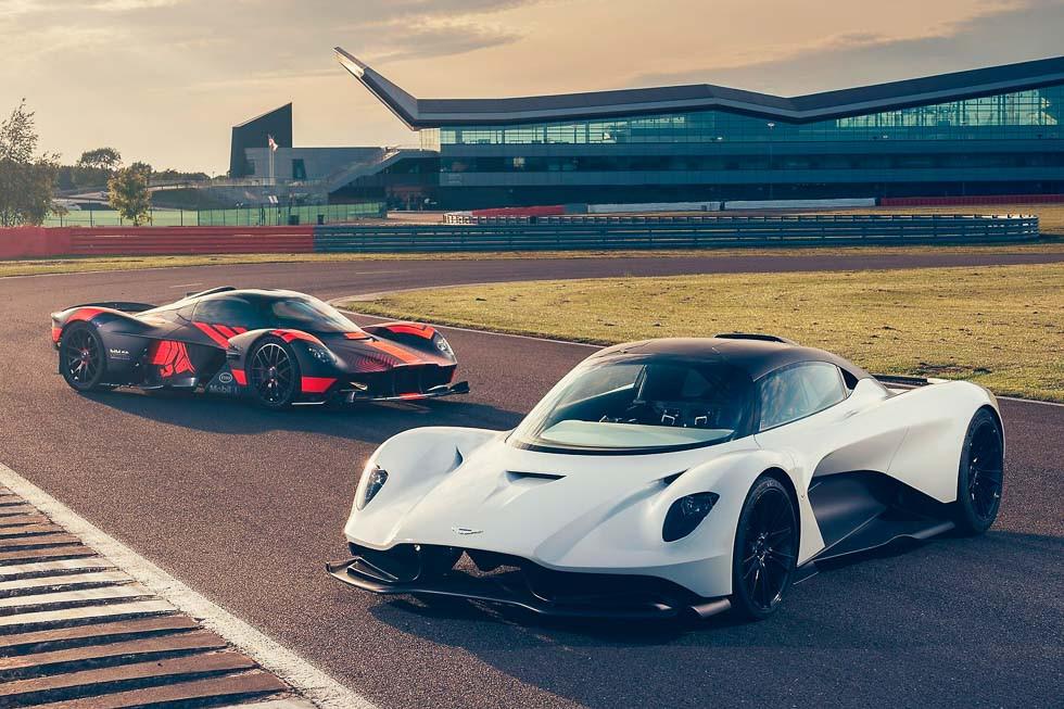 Aston Martin Valhalla 2021: la nueva bestia híbrida con 1.000 CV