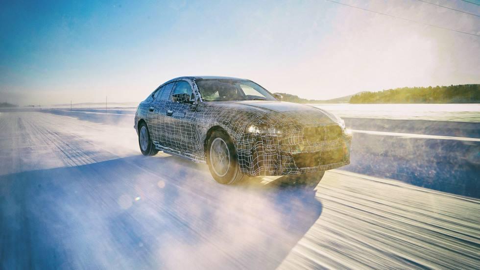 BMW Concept i4: todas las claves de la berlina eléctrica i4 que llegará en 2021