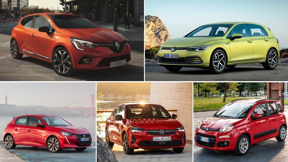 Los coches más vendidos en Europa: ¡el VW Golf ya no es líder!