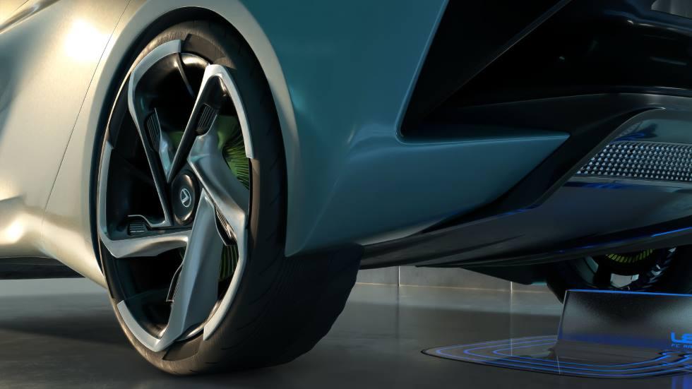 Este es el neumático que llevará el coche eléctrico del futuro