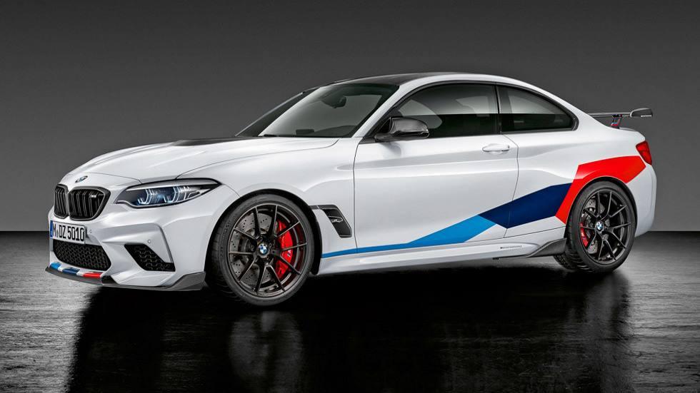 BMW M2 Competition 2020: novedades en la gama del deportivo