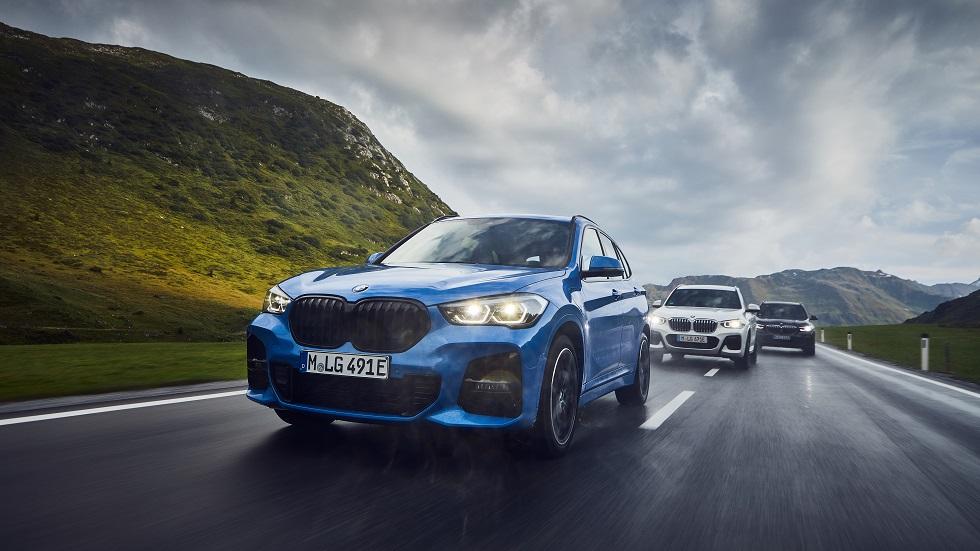 Del X1 al X7: la gama de modelos SUV de BMW, al detalle