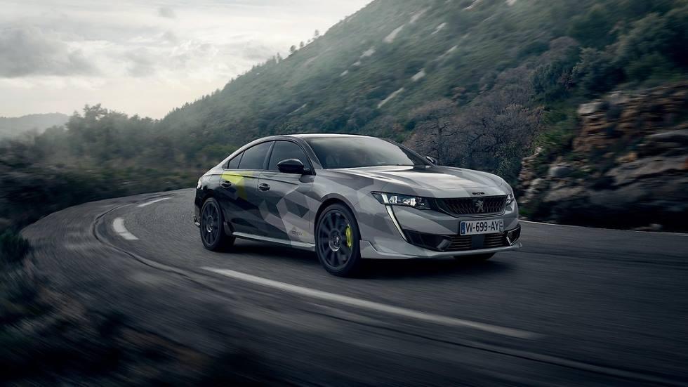 """Peugeot 508 PSE 2020: la nueva berlina afila sus """"garras"""" deportivas"""