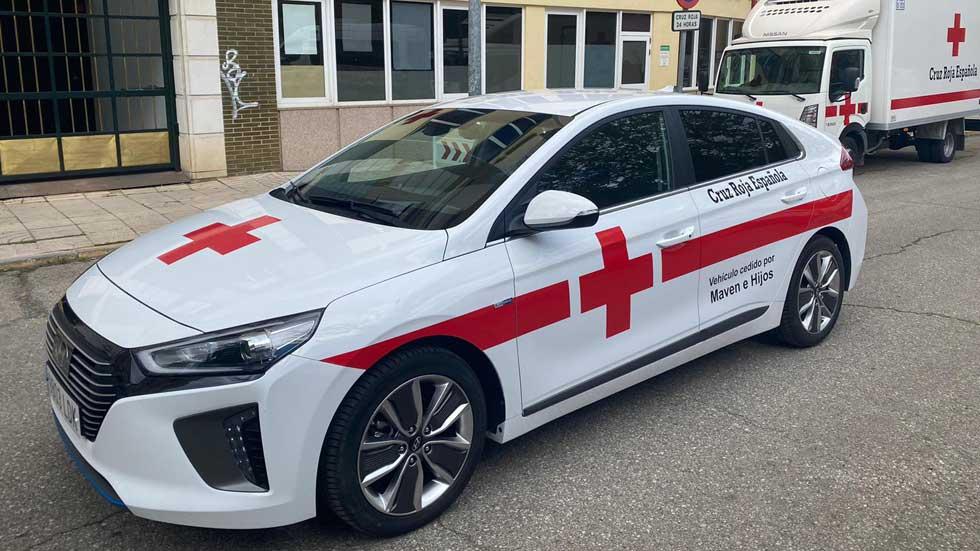 Hyundai y BMW ceden sus coches y material sanitario para combatir el coronavirus
