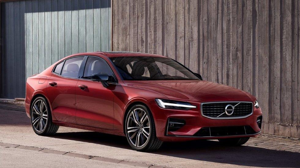 Volvo S60 y S90 2020: nuevas versiones de gasolina micro-híbridas a partir de verano