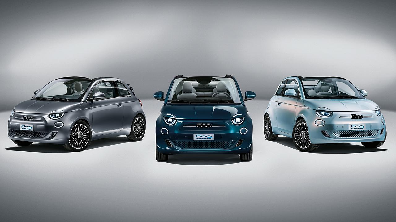 FIAT 500e 2020: el 500 ya es eléctrico y es así...