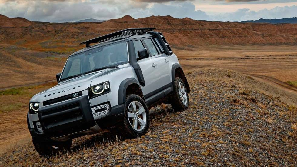 Land Rover Defender 110 2020: vuelve el mejor todo terreno, todos sus secretos