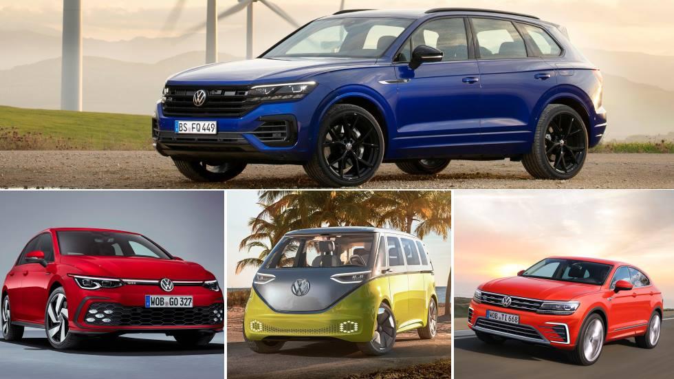 Todos los nuevos coches y SUV de Volkswagen hasta 2023 (calendario)