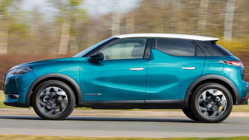DS 3 Crossback BlueHDi 130 CV Aut: probamos el nuevo SUV diésel