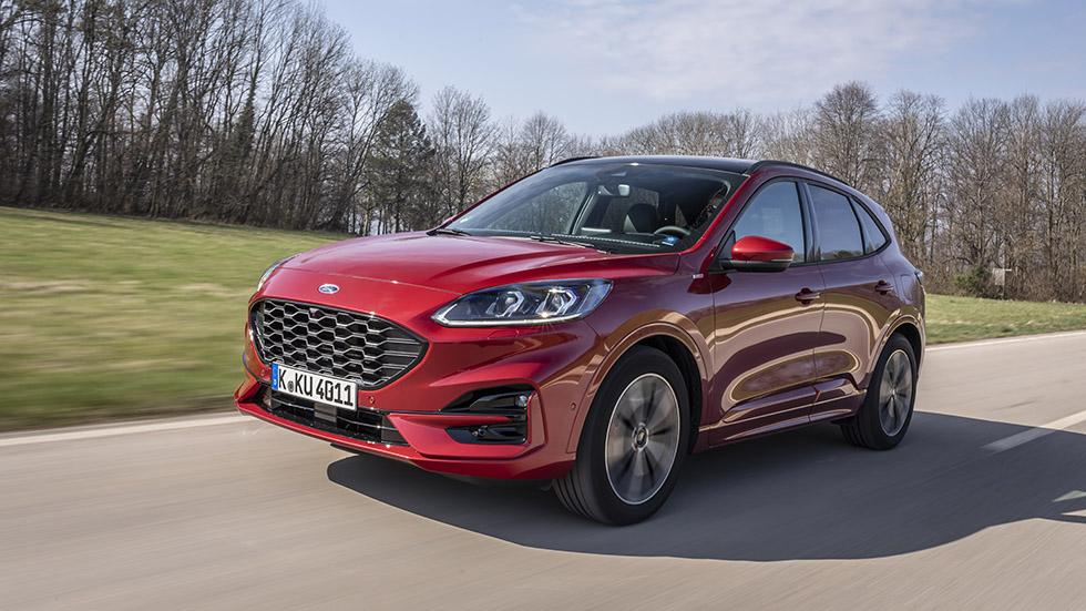 Probamos el nuevo Ford  Kuga y lo comparamos con sus rivales: Qashqai, Tucson, Sportage, Ateca...