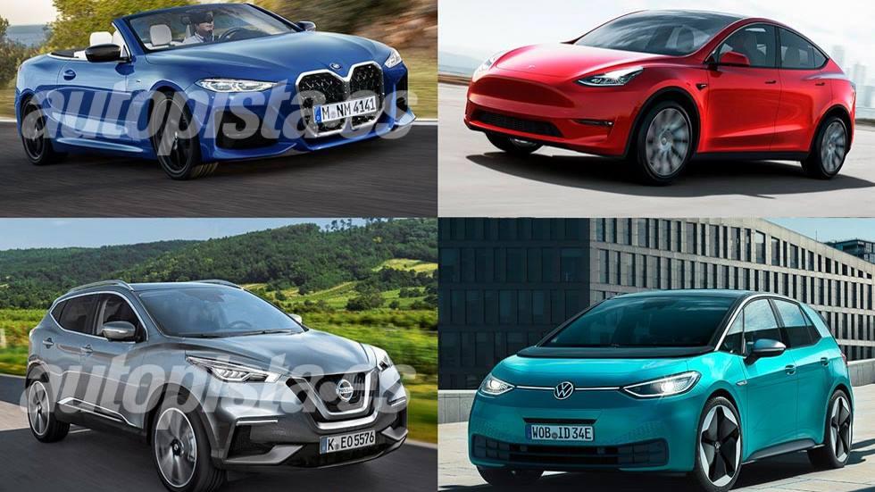 Los 10 mejores coches que llegan en 2020: Serie 4, C4, Formentor, ID.3...