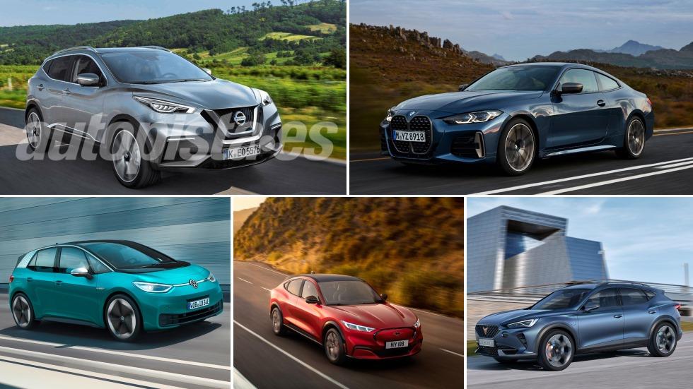 Los 10 mejores coches que llegan en este 2020: Serie 4, C4, Formentor, ID.3...