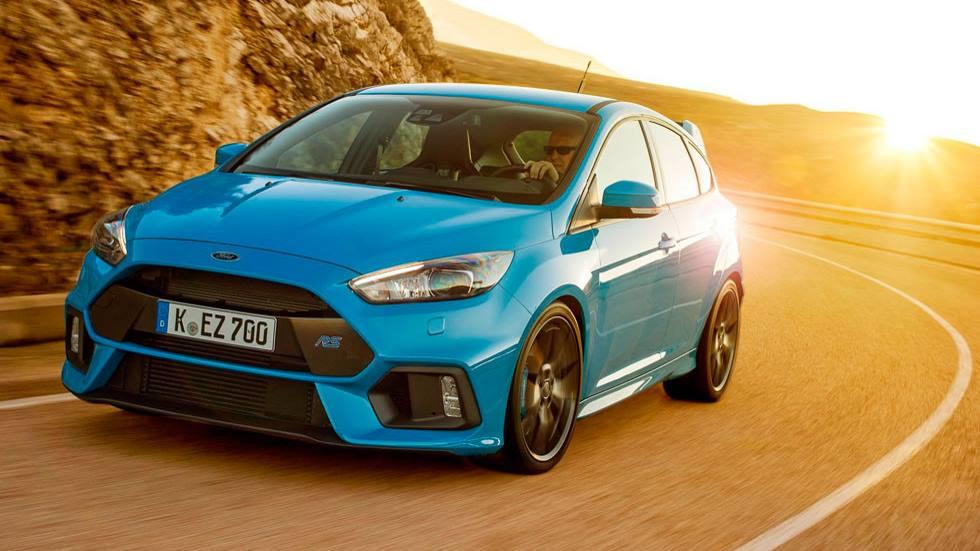 Ford Focus RS I, II, III y... ¿Tendrá cuarta generación?