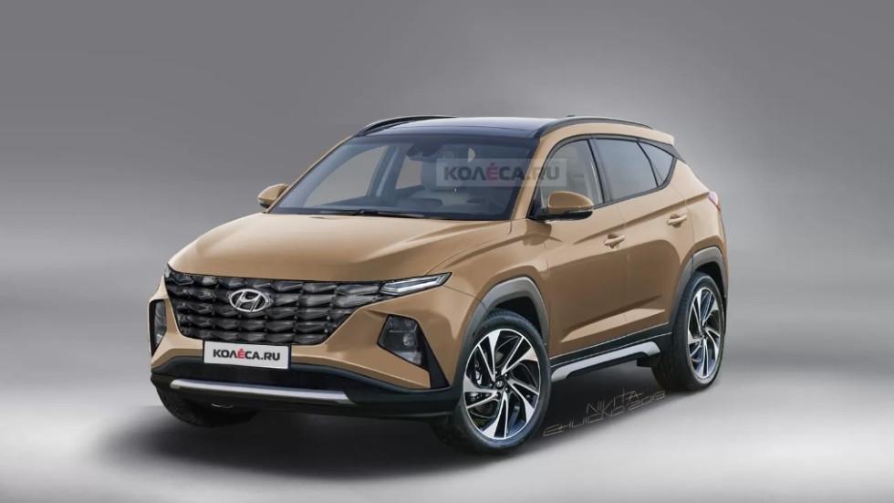 Hyundai Tucson 2021: cuenta atrás para la 4ª generación del SUV compacto