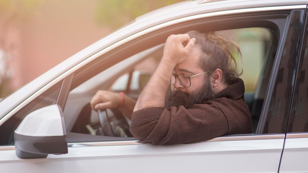 Así te puede afectar el estrés y la ansiedad cuando conduces