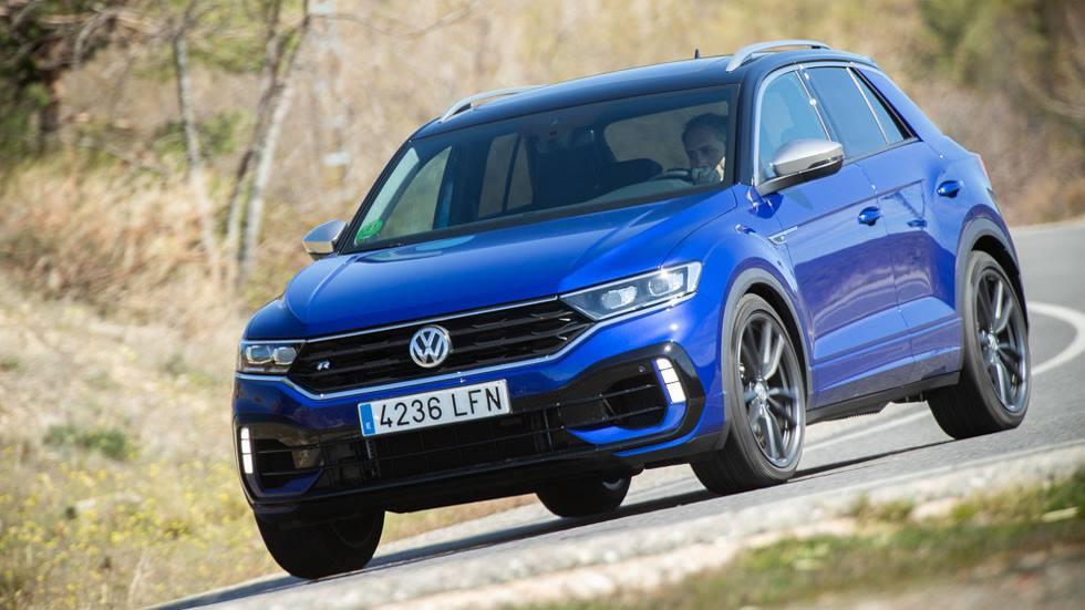 A prueba el VW T-Roc R: el Golf R hecho SUV