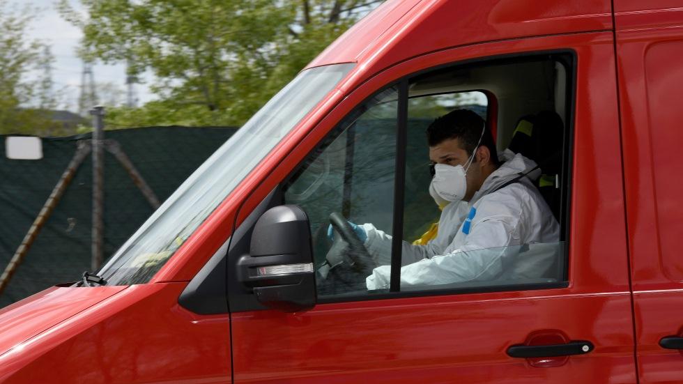 Los transportistas ya pueden recoger sus mascarillas: dónde y cuándo