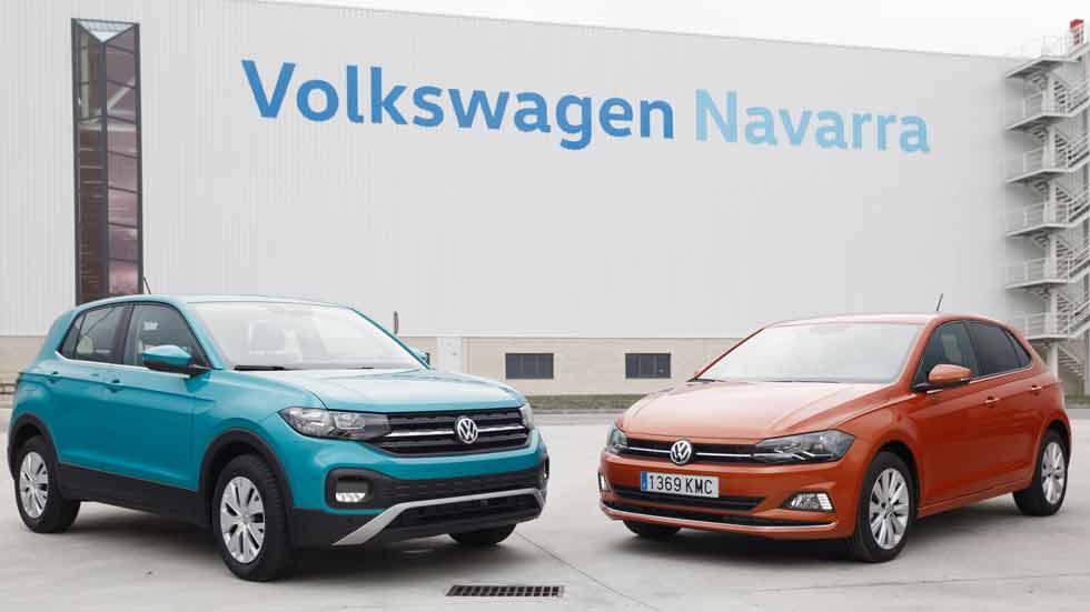 Volkswagen Navarra podría reanudar la fabricación el próximo 20 de abril