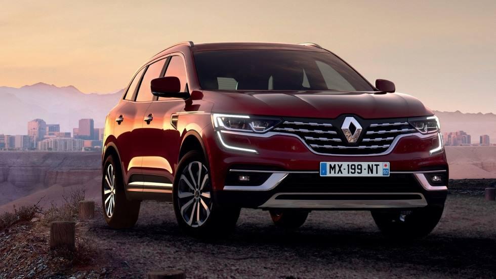 Renault Koleos 2020: claves y precios actualizados del renovado gran SUV